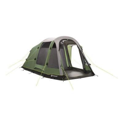 Outwell Reddick 4A Grün, 4 Personen Zelt, Familienzelt, Campingzelt, Tunnel Tent, 2019