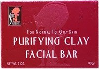 Sea Minerals Purifying Clay Soap - 3 oz-pack of 3 by SEA MINERALS