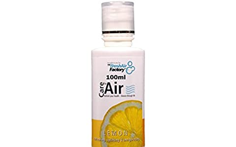 FRAGRANCE FOR AIR PURIFIERS - CareforAir Lemon Fresh Fruity Scent