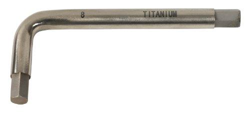 KS TOOLS 965 0504 - LLAVE HEXAGONAL DE TITANIO  7/64