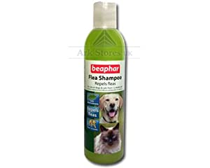 Beaphar Herbals - Flea Shampoo - For Cats & Dogs - 250ml from Beaphar - Ark Stores UK