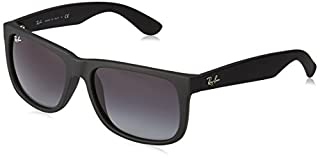 Ray-Ban RB4165 Montures de Lunettes, Noir (Rubber Black/Grey Gradient), 54 Homme (B01BTYCN3M) | Amazon price tracker / tracking, Amazon price history charts, Amazon price watches, Amazon price drop alerts