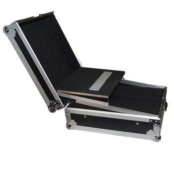 "Total Impact 12"" Mixer Flight Case With laptop Sliding Shelf"