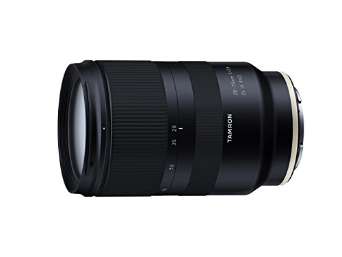 Tamron A036SF 28-75 mm F/2.8 di III RXD di messa a fuoco automatica - Ideale per riprese video