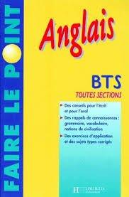 Anglais : BTS toutes sections