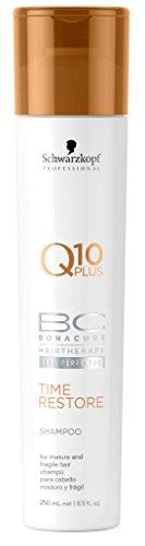 Schwarzkopf Professional BC Bonacure Q10 Plus Time Restore Shampoo 250ml