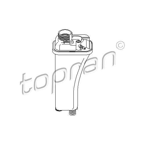Topran Récipient de compensation pour réfrigérant, 500 790