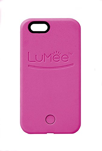 Custodia LuMee con LED per Apple iPhone 6 rosa