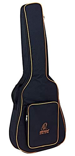 Ortega Gitarren ogbstd-34Standard 3/4Größe Konzertgitarre Gigbag gepolstert mit Zubehörfach & Schulterriemen