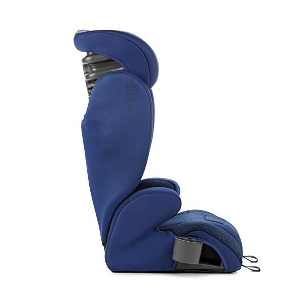 Diono Monterey 2 CXT Fix, Group 2/3 Expandable Highback Booster, Blue Diono The Original Expandable Booster Seat: With both expandable headrest and sides, ensures a proper fit for your little one at every age 69% Increase In Occupancy Space: The Monterey's clever height and width function allows for 69% increase in occupancy space for your little one when fully expanded Superior Side Impact Protection: Engineered with extra deep aluminum reinforced sides for complete Side Impact Protection for both head and torso 3