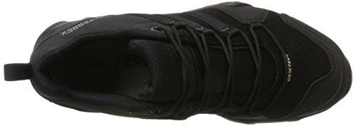 adidas Terrex Ax2r Gtx, Scarpe da Arrampicata Basse Uomo Nero (Core Black/core Black/vista Grey)