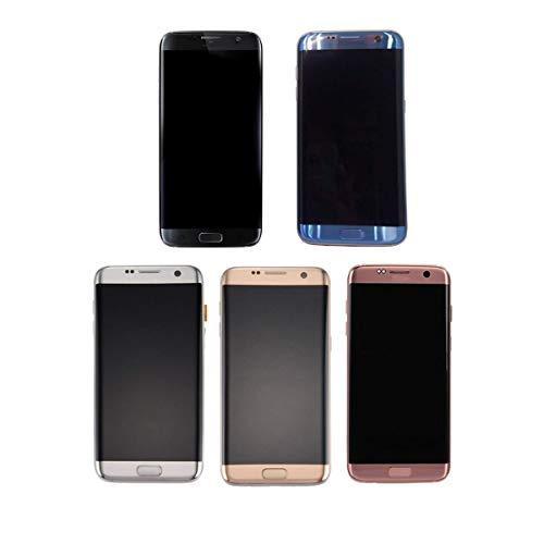 Gugutogo LCD-Screen-Analog-Digital wandler mit Rahmen für Samsung S7 Edge-G935F