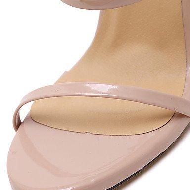 Ch & Tou Femmes-sandales-formel / Décontracté / Soirée Et Soirée-bracelet À La Cheville-a Stiletto-faux Cuir-nude Meat