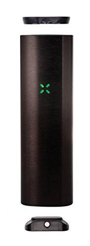 PAX 2 – Portable Vaporizer – Vaping Vape Loose Leaf Dry Herb Plant Material – Temperature Presets – Charcoal