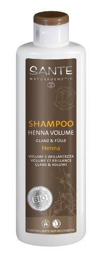 Sante Naturkosmetik Shampoo Henna Volume 200ml, 1er Pack (1 x 200 ml)