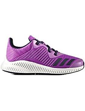 adidas Fortarun K - Zapatillas de deportepara niños, Rosa - (Pursho/Maruni/FTWBLA), 35