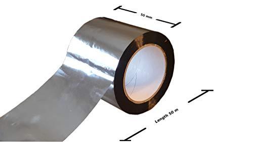 Alu Polypropylen Klebeband Aluminiumklebeband (5cm x 50m)