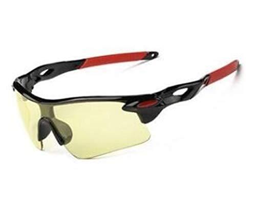 MMSY Outdoor-Sportarten Reiten Brille Fahrrad Brille Großhandel (Color : 3, Eyewear Size : M)