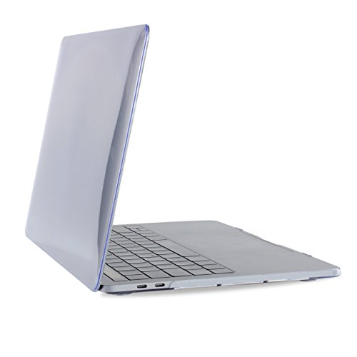 """hardwrk Schutzhülle für Apple 13\"""" MacBook Pro Retina - Neues Modell (ab Late 2016) mit und Ohne Touchbar - kristallklar - Cover Case Schutz Hülle Hardcase Schutzabdeckung in Transparent"""