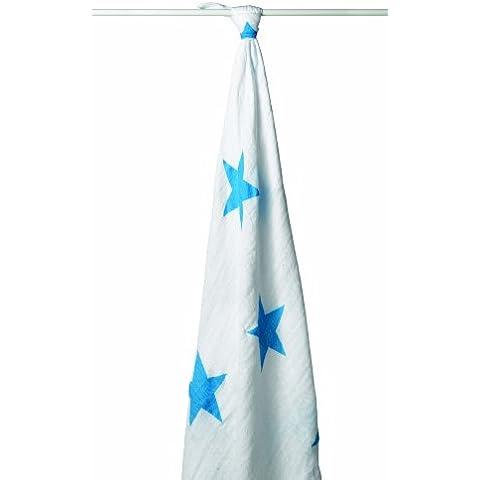 Aden + 9009F-Confezione singola con stella, 100% cotone, colore:
