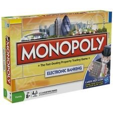 Monopoly Electronic Banking Edition (Electronic Monopoly)