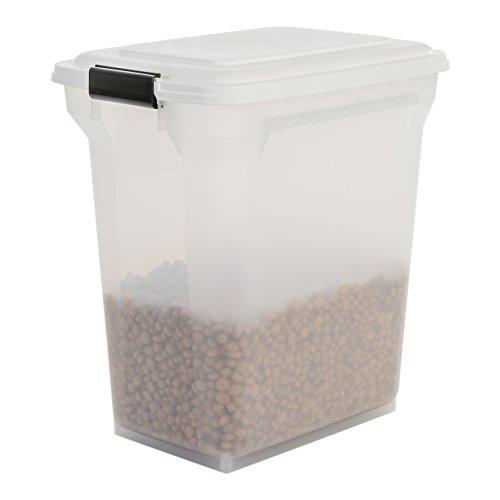 Iris Food Storage Box, White