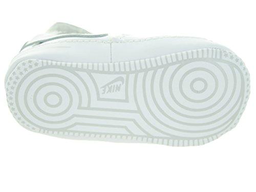 Nike Force 1 Gift Pack (Cb), Chaussures de Football Mixte Bébé Blanc