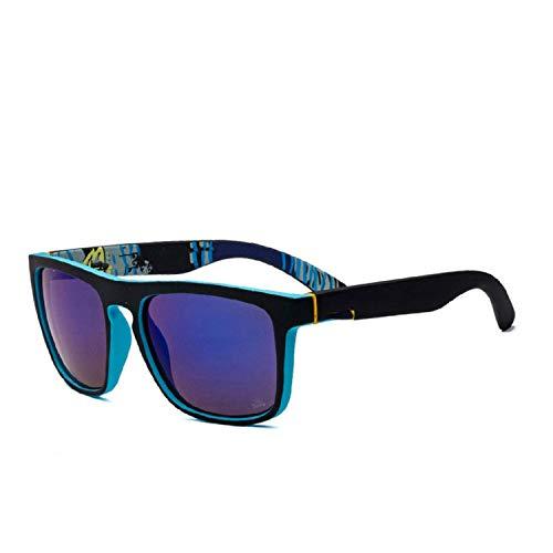 YSA Klassische Sonnenbrillen Sport-Sonnenbrillen Quadratische Sonnenbrillen Herren Herren-Sonnenbrillen Retro