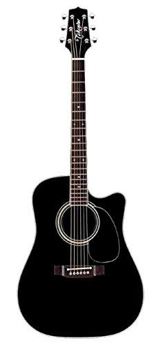 Takamine EF341SC - Guitarra electro acústica dreadnought serie legacy