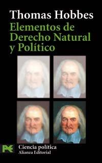 Elementos de Derecho Natural y Político (El Libro De Bolsillo - Ciencias Sociales)