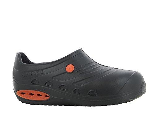 Chaussure coquée Oxypas Oxysafe ESD SRC Noir