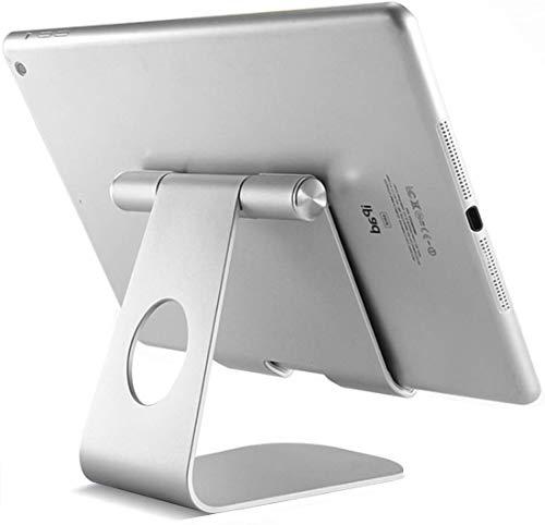 Supporto Tablet Auto Supporto Tablet Universale 270 Gradi di Rotazione Poggiatesta Auto Regolabili Dimensioni Diverse Samsung Tab Huawei Supporto Tablet Auto Compatibile iPad Pro Mini Air IPhone