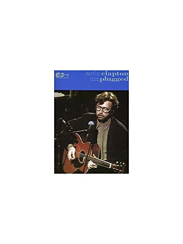 Eric Clapton: Unplugged E-Z Play Guitar....