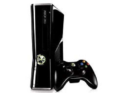 XBOX 360 250GB BLACK MATT Xbox 360 mit 250-GB-Festplatte/ Integrierter WLAN-N-Adapter/ Xbox 360 Wireless Controllerund Xbox 36 - 360 Xbox Wireless Adapter N