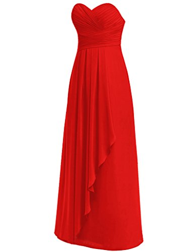 HUINI Damen Modern Kleid Ink_Blue