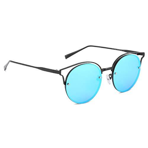 Sonnenbrille Klar Sonnenbrille Damen Herren Fahrradbrille Blau