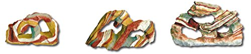 Wave Rock, Small, Multicolor 1