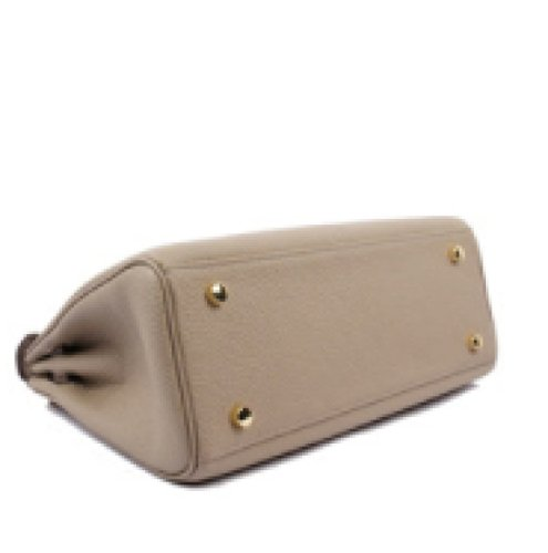 Borse In Pelle Mini Packet Diagonale Portatile Platinum ElephantGray