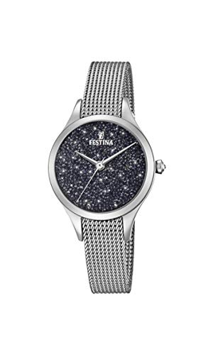 Festina Women's Analogue Quartz Watch with Stainless Steel Strap F20336/3