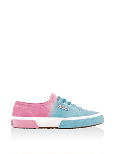 Superga - Sneaker Donna Rosa (Rose-Turquoise)