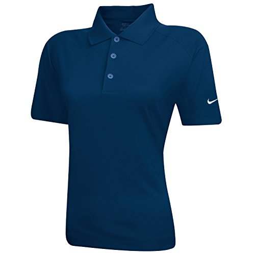 Nike Victory Polo à manches courtes Femme Bleu Marine