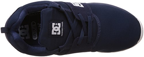 DC Shoes Heathrow, Baskets Basses Homme Bleu (Navy)