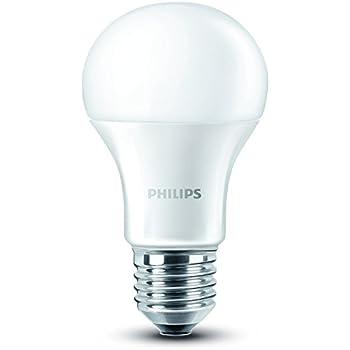 Philips Ampoule LED Standard Culot E27 95W Consommés (Équivalent 60W Incandescent) 2700 Kelvin Compatible Variateur