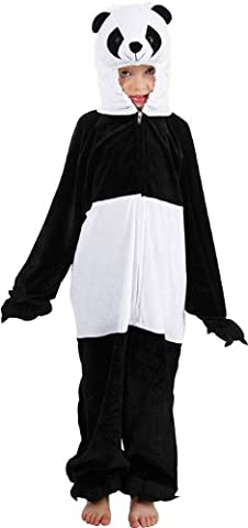 Chaks C1070128, Déguisement Peluche Panda 128cm, 7-9 ans