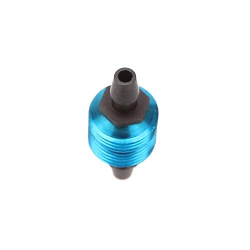 Preisvergleich Produktbild GoolRC 80120 Tuningteile Benzintank Luftkühler Upgrade Parts Fuel Tank Air Cooler für HSP 1 10 RC Nitro Auto Motoren Teile