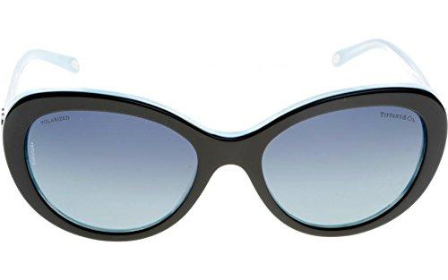 tiffany-co-tf4113-gafas-de-sol-unisex-adulto-negro-black-blue-81934u-talla-unica-talla-del-fabricant