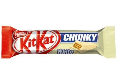 Chunky Schokoriegel (Nestle KitKat Chunky White Schokoriegel 24 Stück)