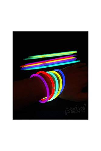 50 Bracelets Fluo