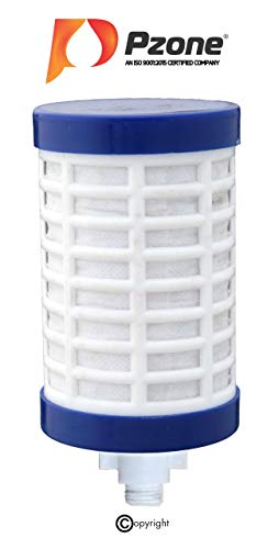 P-ZONE Mineral Pot Replacement Polypropylene Cartridge Filter.