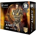 Leadtek WinFast A340 PRO TD Retail Grafikkarte AGP 128MB GEForce FX 5500 DDR TV-Out DVI